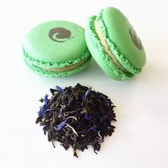 Now serving macarons from Our feature flavour, Earl Grey Cream, is made from our very own tea! French Pastries, Macarons, London, Tea, Instagram Posts, Desserts, Food, Tailgate Desserts, Deserts