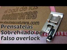 Coser telas elásticas con máquina casera   EL BAÚL DE LAS COSTURERAS