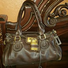 Hold...for Andrea Authentic  Chloe Paddington Trade value  1000 Chloe Bags Satchels