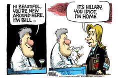 Clintons... lol!!!