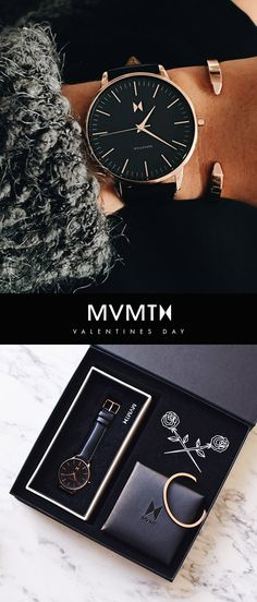 watch + bracelet in the perfect box  now 15% off →