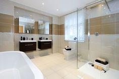 Bathroom interior at Barham Avenue Kings Home, Property Development, Bathroom Interior, Alcove, Bathtub, Standing Bath, Bathtubs, Bath Tube, Bath Tub