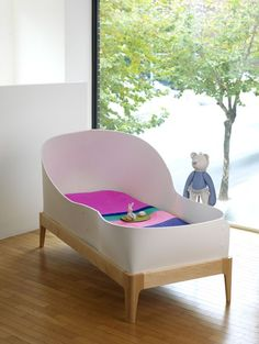 Child's bed by KamKam #kids #room
