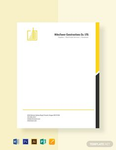 FREE Hospital Letterhead Template - Word | PSD | Apple Pages | Publisher | Illustrator | Template.net