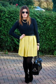FASHION KNOWS NO LIMITS: Winter Skirt
