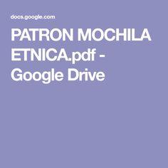 PATRON MOCHILA ETNICA.pdf - Google Drive