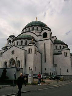 St. Sava  Belgrado