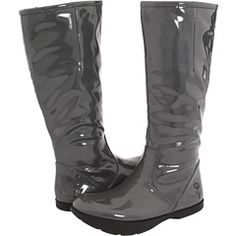 I love rain boots...but I live in TX...so much for these being practical right now.