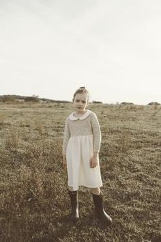 Easy to wear 'knitted combi dress' is made of knitted organic cotton and wool on the. Muslin Fabric, Oversized Shirt, Pixie, Perfect Fit, Organic Cotton, Baby Kids, Normcore, Pure Products, Wool