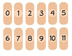 Doctor - Number Order Fix-Up FREEBIE by Teach With Laughter | Teachers Pay Teachers