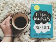 Reading 'The Fault in our Stars'