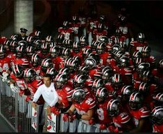 The Ohio State University Football ... National Champions ... Unleashing the Beasts!!!