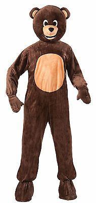 Halloween Costumes: Brown Bear Mascot Costume Teddy Bear Full Body Animal Suit Teen Size -> BUY IT NOW ONLY: $59.99 on eBay!
