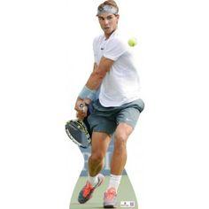 Rafael Nadal Life Size Cutout Suit