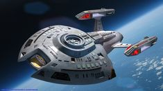 Some time ago I was commissioned to create a modified version of the Star Trek ship USS Nova. Star Trek Vi, Star Trek Ships, Star Wars, Star Trek Voyager, Star Citizen, Vaisseau Star Trek, Science Fiction, Starfleet Ships, Alien Ship