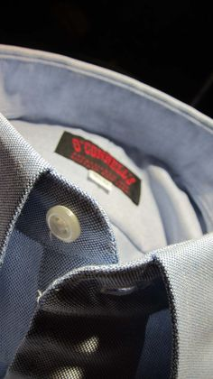 The Trad: Off My Back: O'Connells Oxford Shirt