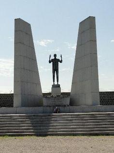 Mauthausen Memorial. Linz, Austria.