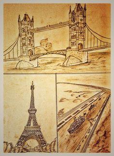 Desen creion
