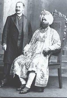 Maharaja Ranbir Singh, Royal House of Jind