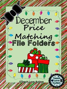 This product contains 6 file folders that you can make to practice the skill on price and number matching, This has folders that work in matching prices to:-whole dollars-cents only-dollar and centsUse this in math centers or as work tasks in your classroom!Follow me in many more ways to find out about new products and things happening in my classroom!**BLOG!!****Instagram****Pinterest****Facebook**Email me: teachloveautism@gmail.comHow to get TPT credit to use on future purchases: *Go to…