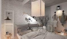 bedroom-with-lights