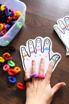 Wszystko na temat wielozmysłowego rozwoju dziecka...: Prosta gra