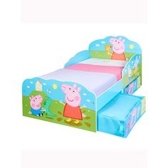 2019 George Pig toddler Bed - Bedroom Home Office Ideas Check more at http://davidhyounglaw.com/50-george-pig-toddler-bed-ideas-for-a-small-bedroom/