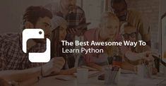The best way to learn python for a non programmer