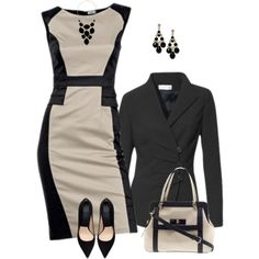 """""""Two Colors"""" by daiscat on Polyvore"""