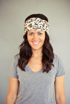the winthrop chronicles: turban headbands