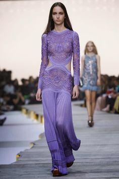 Mis Queridas Fashionistas: Roberto Cavalli RTW Spring-Summer 2015 (September,20-2014) Milan Fashion Week