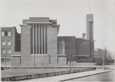 6_Harry Elte (1880-1944)_Raw Aron Schuster Synagoge_1927
