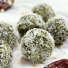 Give your body a much-needed makeover with this superfood smash. These matcha protein balls contain so many amazing things for you, you'll feel incredible.