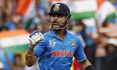 Bowlers, Kohli flatten Pakistan on seaming track http://www.cricketworld.com/pakistan/&p=10