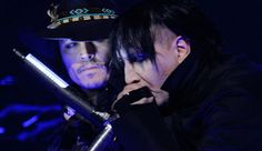 """Johnny Depp and Marilyn Manson go back a long way, but few realize how far back. Who knew that Marilyn was an extra on 21 Jump Street? Manson told Loud Wire he has been tight with Depp """"like forever.""""  """"Johnny has also gone through his various things in life and I was on '21 Jump Street' when I was 19 — that's funny, no one really knows that I was an extra. So I've known Johnny forever."""" Even before 21 Jump Street, where they became very close, Marilyn Manson said he and Johnny knew each…"""