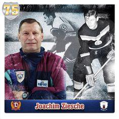 """Am heutigen 3. Juli 2014, also vor 75 Jahren, erblickte Dynamo-Legende Joachim Ziesche das Licht der Welt. Wir wünschen """"dem Langen"""" auch auf diesem Wege alles alles Gute."""