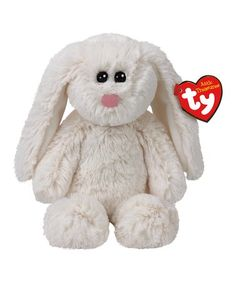Another great find on #zulily! Velvet Bunny Beanie Boo #zulilyfinds