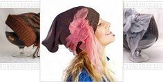 Knitted Hats, Fashion, Moda, La Mode, Knit Caps, Fasion, Fashion Models, Trendy Fashion, Knit Hats