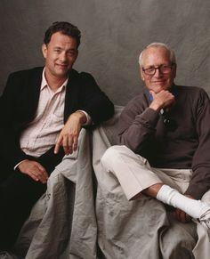 Paul Newman & Tom Hanks