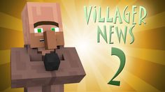 Villager News 2 (Minecraft Animation) this is so funny! If you haven't already seen, look up villager news and watch it, then proceed to watching the other episodes! It's truly amazingly awesome! Minecraft Comics, Minecraft Mobs, Minecraft Funny, Minecraft Plans, Minecraft Cake, Minecraft Stuff, Minecraft Video Games, Minecraft Tutorial, How To Play Minecraft