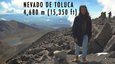 Hiking at 15350 ft in Mexico #hiking #camping #outdoors #nature #travel #backpacking #adventure #marmot #outdoor #mountains #photography