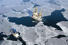 Russia, viewed by the Obama administration as hostile to U.S. interests, has discovered what may prove to be a vast pool of oil in one of the world's most remote places with the help of America's largest energy company.