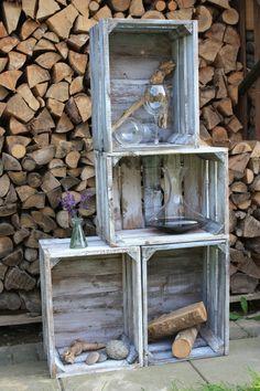 bei der maikiste wird upcycling gro geschrieben in liebevoller handarbeit enstehen aus alten. Black Bedroom Furniture Sets. Home Design Ideas