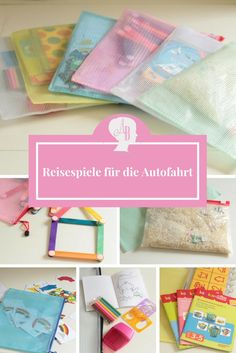 DIY: 6 travel games for the Auotfahrt travel Games 25 Fabulously Fun Family Activities To Bring You Closer Together It's the height of summer, making it a brilliant time to come tog. Fun Activities For Toddlers, Gross Motor Activities, Parenting Toddlers, Toddler Preschool, Family Activities, Preschool Activities, Camping With Kids, Travel With Kids, Puzzles Für Kinder