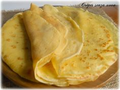Crepes+senza+uova+ricetta+base