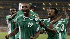 Sunday Mba / Nigeria are Africa's Champions
