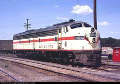 RailPictures.Net Photo: SAL 3054 Seaboard Air Line EMD E8(A) at Raleigh, North Carolina by Warren Calloway