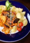 Chicken & Eggplant Recipe collection from CookPad