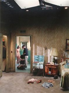 Production Still B Beneath the Roses by Gregory Crewdson on artnet