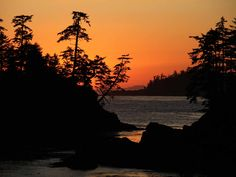 Wild Pacific Trail Ucluelet, BC
